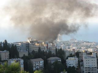 Final day of the war sees Katyusha rockets in Haifa 2