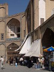 imam khomeini square, isfahan iran october 2007
