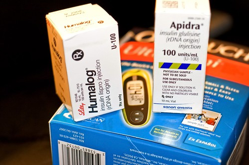 Diabetic Medication Provided By Physican