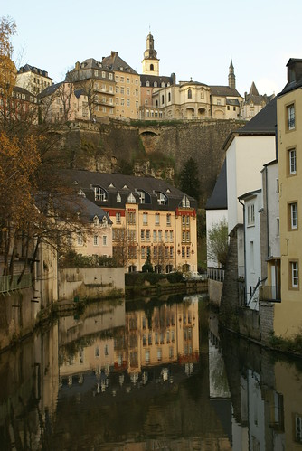 Luxembourg luxembourg organisation des villes du - Office national du tourisme luxembourg ...