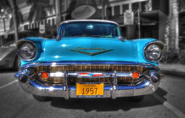 California 1957
