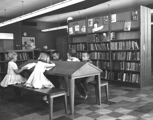 Pike County Free Public Library 1961