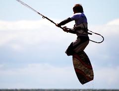 Kitesurfing (June 15 2008)