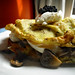 Mushroom, Sour Cream & Herb Omelet by PHUDE-nyc