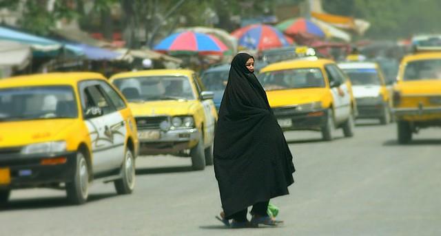 Woman in Kabul