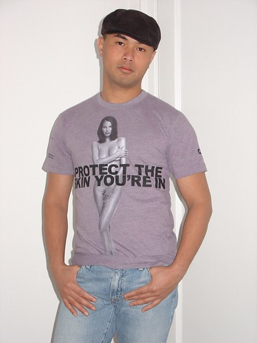 Protect Your Skin Your In T-shirts
