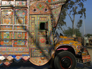 Luxurious Lorries