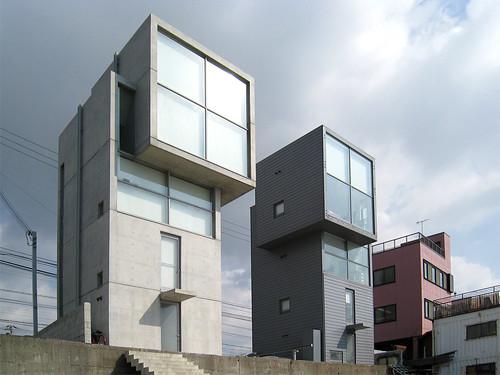 Wam 4x4 house kobe for Architecte 3d 2001