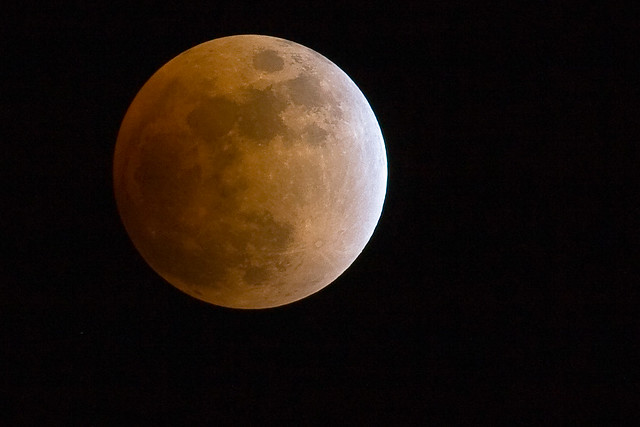 Photo:Lunar Eclipse,  February 20, 2008 By:timkelley