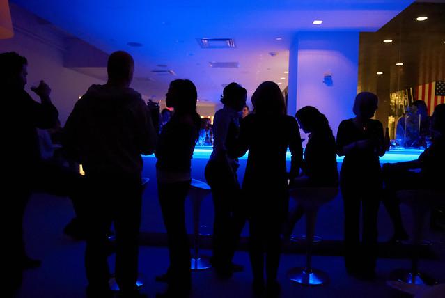 blue bar silo