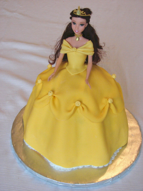 Doll Cake A Gallery On Flickr