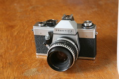 Praktica LTL by Mr.FoxTalbot