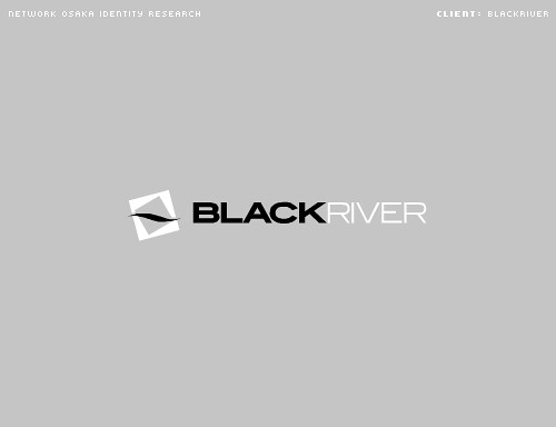 Logo Black Black River Logo | by