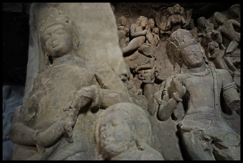 Elephanta carvings