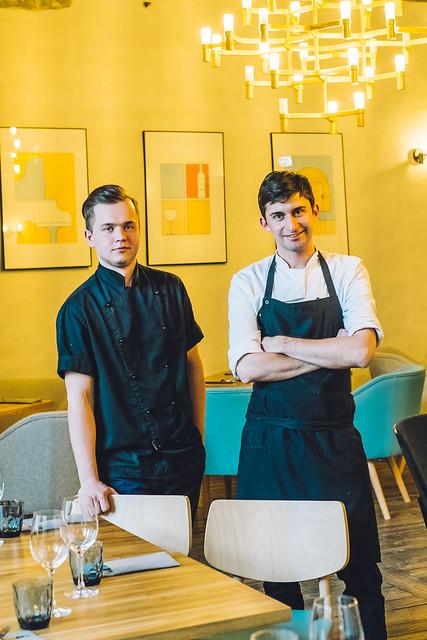 Egert Eilmann and Gleb Strelkov