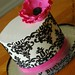 Buttercream Fancy Damask