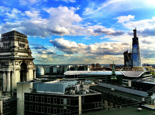 Sky Lounge @ The Mint Hotel, London