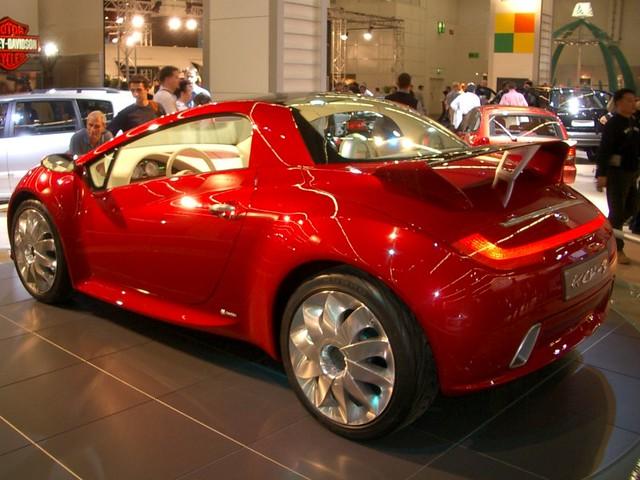 Kia KCV-III concept