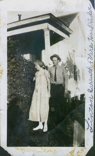 Linton Carruth and Vara Harkrider