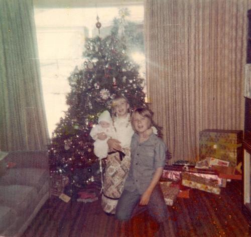 vintage christmas: 1975