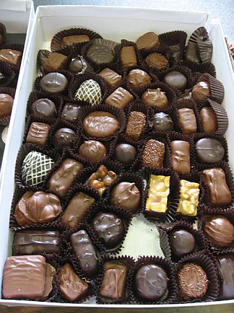 I sent these See's Candies to my Daughter and her family for Valentines. Of course they loved them. I don't think they lasted for the next day.