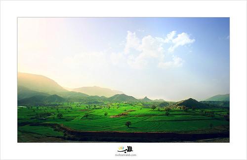 landscape iran lorestan spring2008 poldokhtar