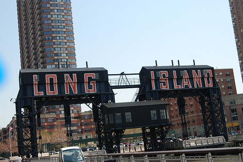 Long signs in Long Island