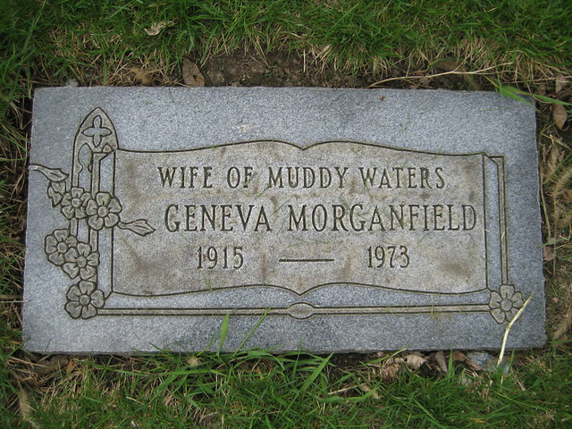 Geneva Morganfield - Wife Of Muddy Waters