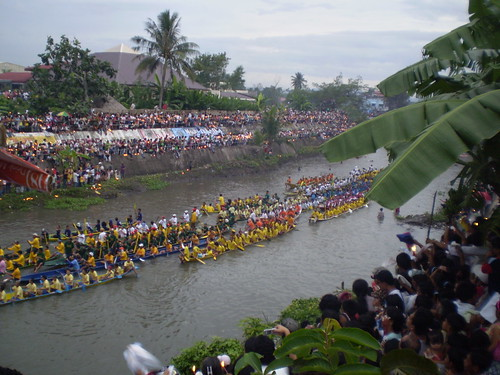 Fluvial Procession for the Nuestra Senora de Penafrancia