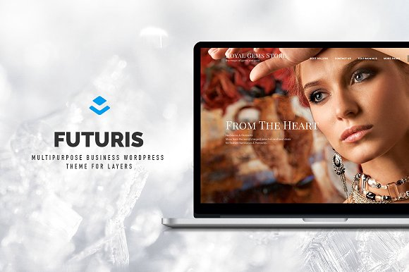 Futuris v1.0.0 - Multipurpose Layers Theme