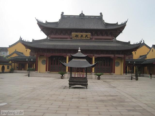 安昌古镇 安康寺