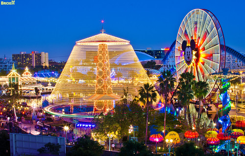 Disney's World of Motion - Paradise Pier