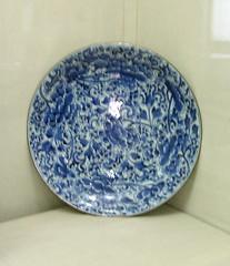 dishware, platter, blue and white porcelain, plate, cobalt blue, tableware, saucer, azure, ceramic, circle, blue, porcelain,