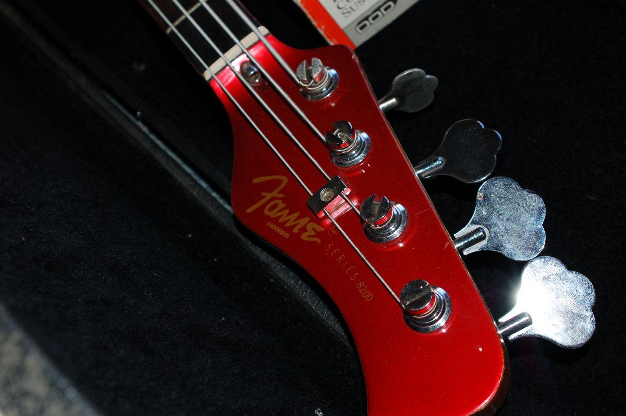 Fame Hondo bass guitar | dallas.craigslist.org/msg ...