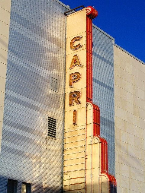 Capri Theater