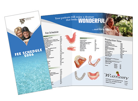 Babichenko Dental Lab Brochure
