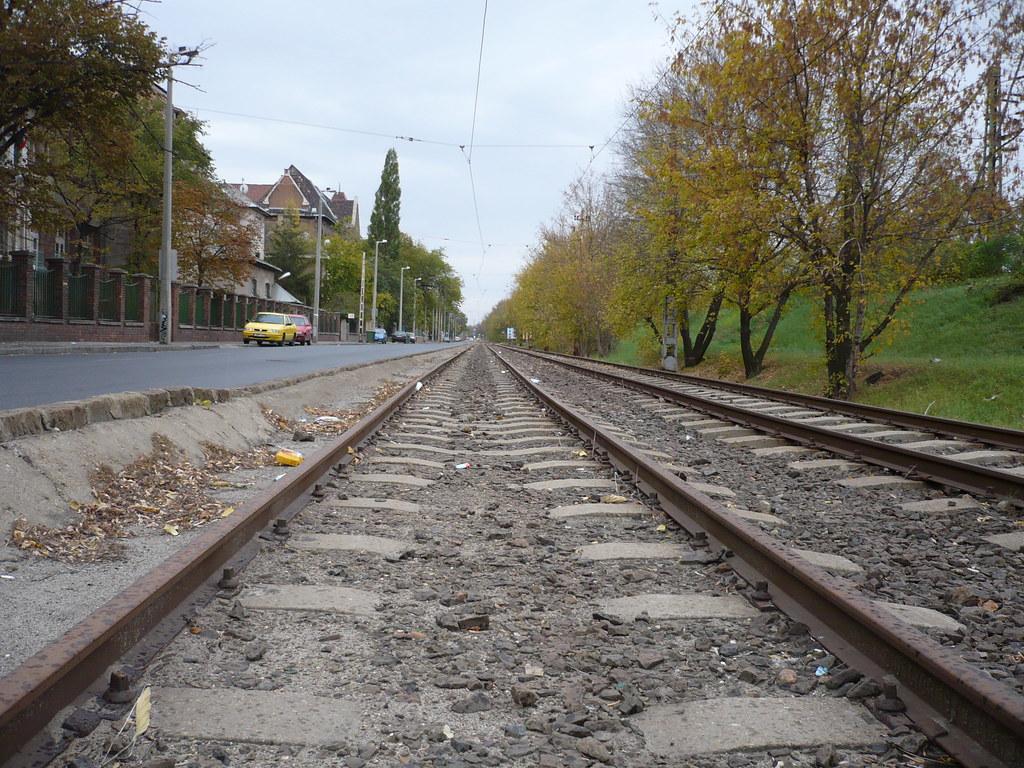 Budapest, Mexikói út, Abandoned Railways