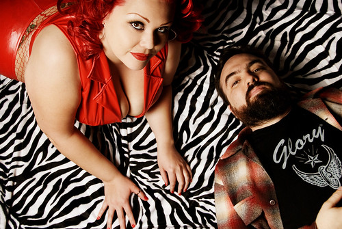 Pinup Artist Coop & April Flores
