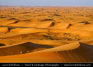 United Arab Emirates - Dubai Emirate - Desert Safari in Sand Dunes