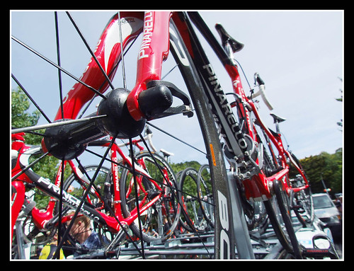 Tour Down Under Stage 2 Pinarello