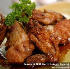 buffalo wing(0.0), hendl(0.0), tandoori chicken(0.0), produce(0.0), meal(1.0), chicken meat(1.0), fried food(1.0), orange chicken(1.0), meat(1.0), general tso's chicken(1.0), food(1.0), dish(1.0), cuisine(1.0), fried chicken(1.0),