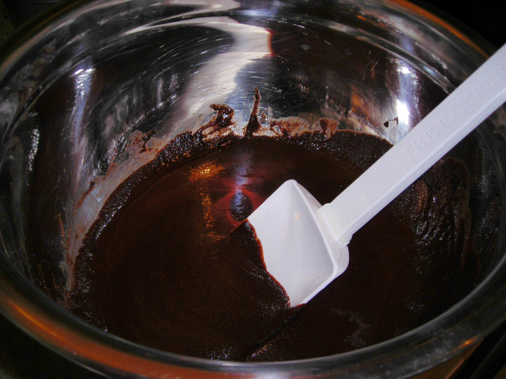 FSCN1090 | Almost Fudge Gateau - chocolate batter | By: Jhianna ...