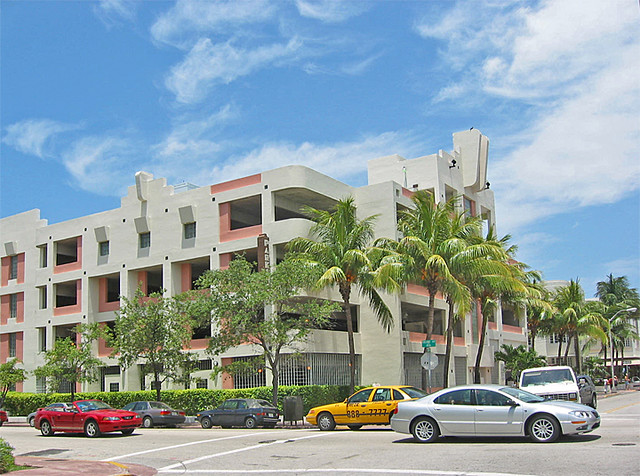 Miami Beach Parking Department Miami Beach Fl