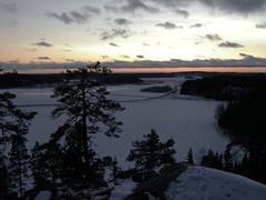 Sunsets Auringonlaskut