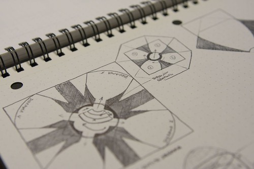 Behance Dot Grid Notebook