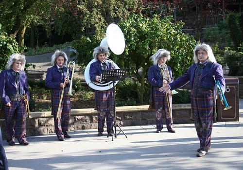 The Crypt Quintet