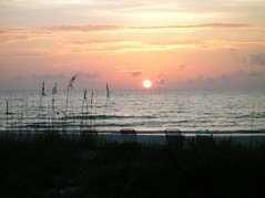Sunset Day 1 at Indian Rocks Beach, FL