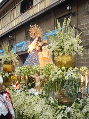 GRAND MARIAN PROCESSION 02 DECEMBER 2007 INTRAMUROS MANILA