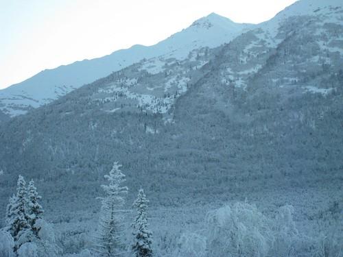 alaska january ak 2008