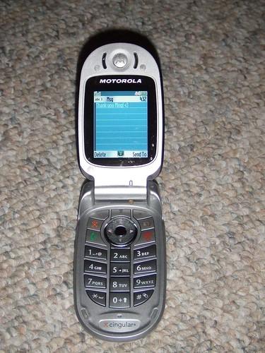 1-14-08 - Working Phone!